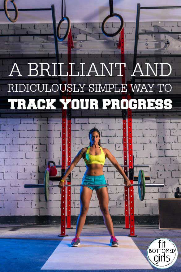 A Brilliant And Ridiculously Simple Way To Track Your Progress Motivation Fitness Tips