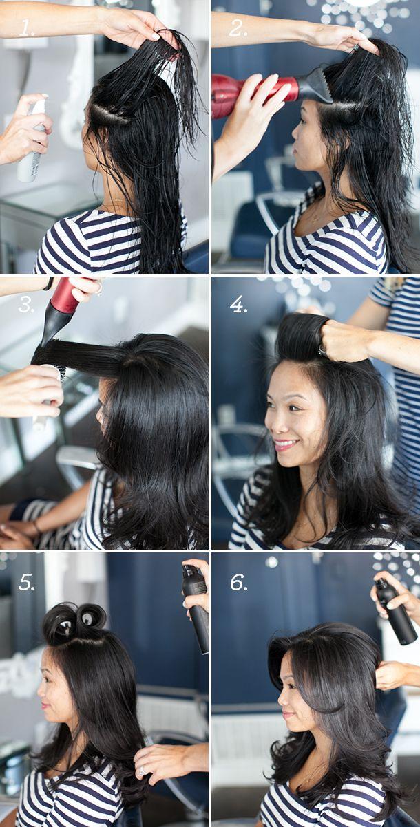 From Flat To Full Long Hair Styles Hair Styles Volume Hair