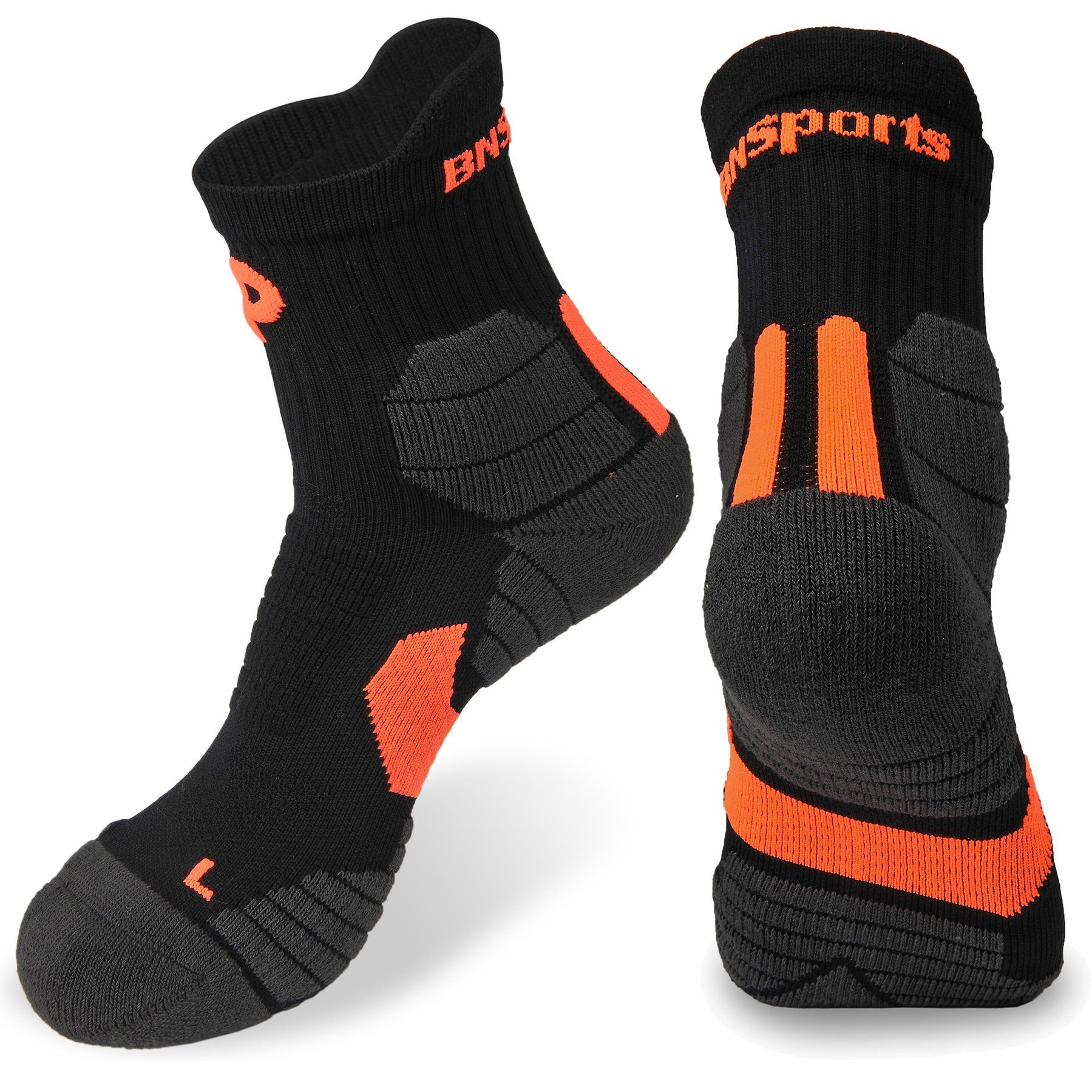 dbde9ae0817ca Men s Quarter Socks in Coolmax Material Hand Linded Seamless Toe for Sports  Hiking Walking Running (
