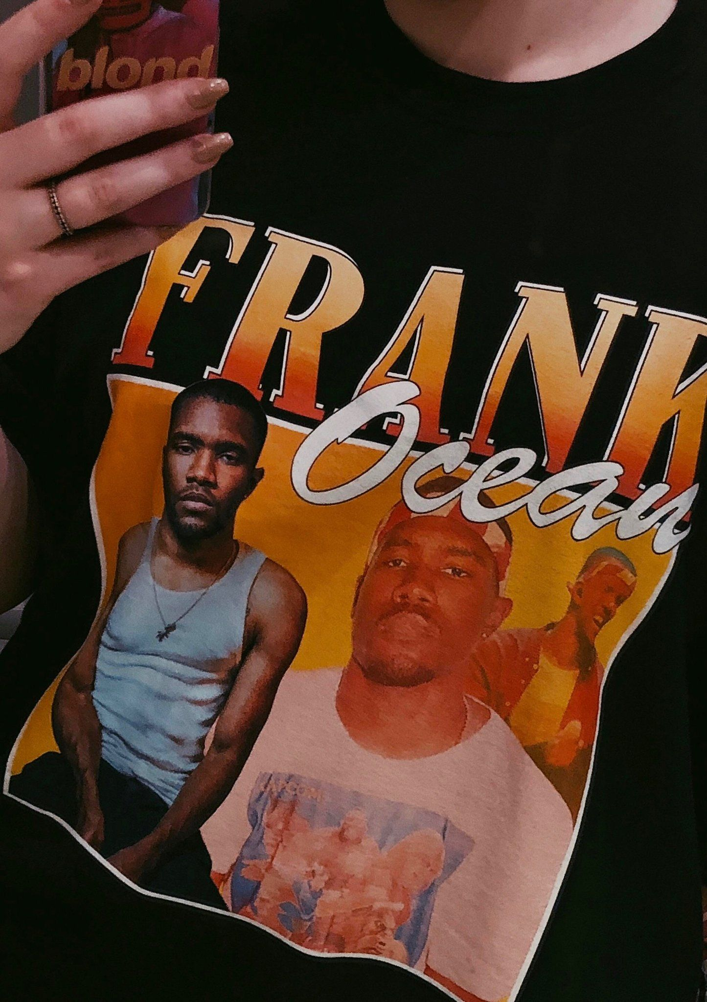 Aesthetic Frank Ocean Lyrics