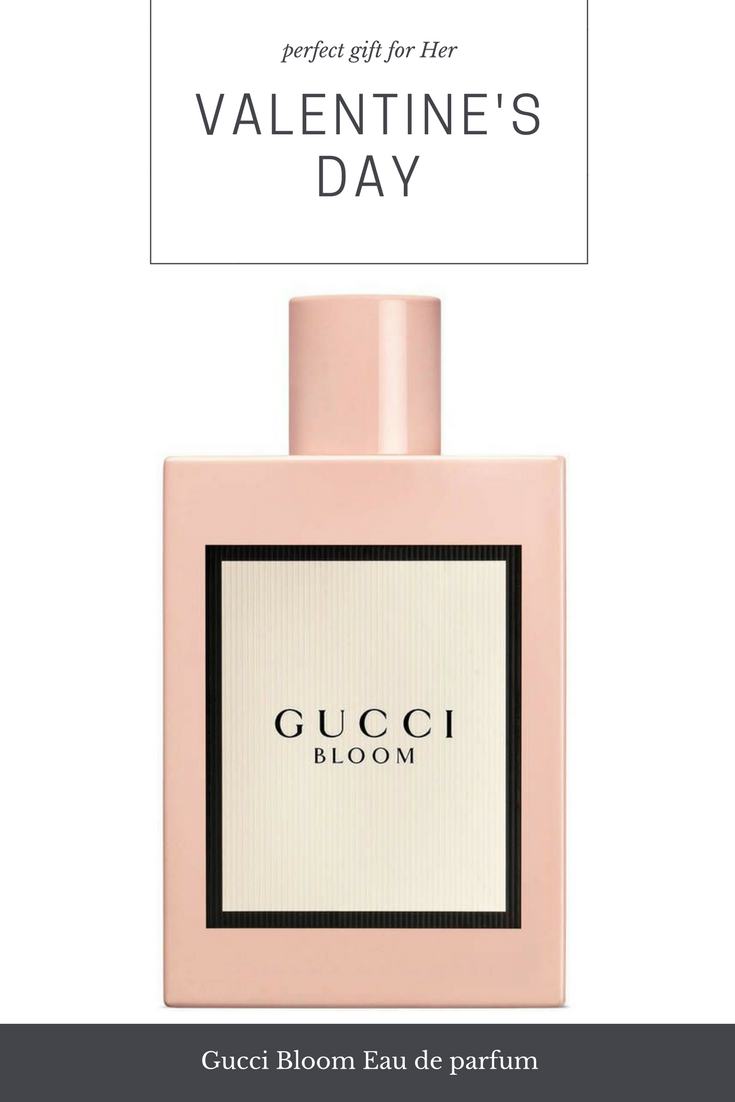 Gucci Bloom 100ml Eau De Parfum Capturing The Rich Scent Of A Thriving Garden Filled With An Abundance Of Flowers Tuberose And Jasmine Combin Moda Taglie Forti