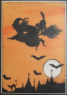 De+Stempelwinkel+-+Designteam++++++:+Halloween+card