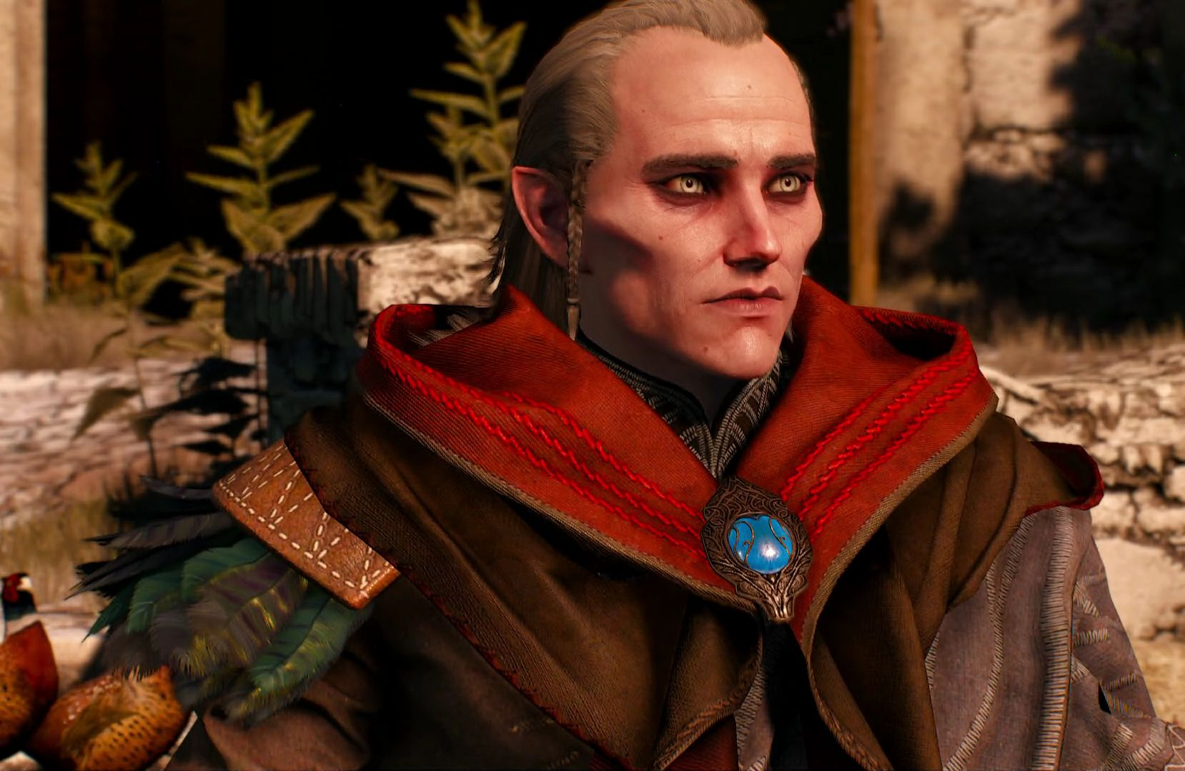 Who Do You Ship With Avallac H More Ciri Or Lara Dorren The Witcher V 2020 G
