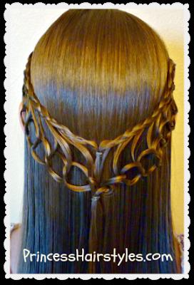 Hairstyles For Girls Hair Styles Braiding Princess Hairstyles Braided Hairstyles Cool Braid Hairstyles Princess Hairstyles