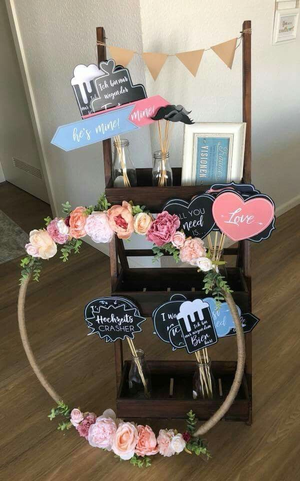 Photo Booth DIY pour le mariage #diy #photobooth #wedding #photo #booth    – Fotografie. Tipps