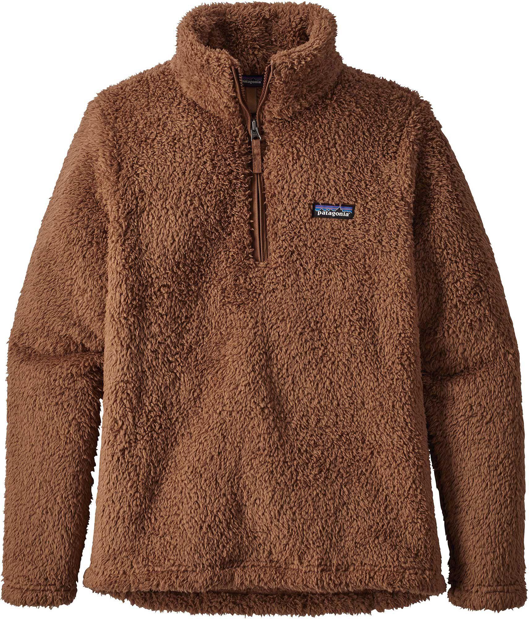 Patagonia Women's Los Gatos Quarter Zip Fleece Pullover