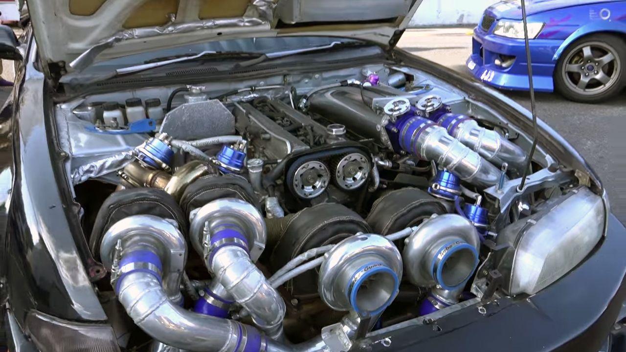 Silvia With A Quad Turbo 2jz Update Nissan Silvia Nissan Lexus