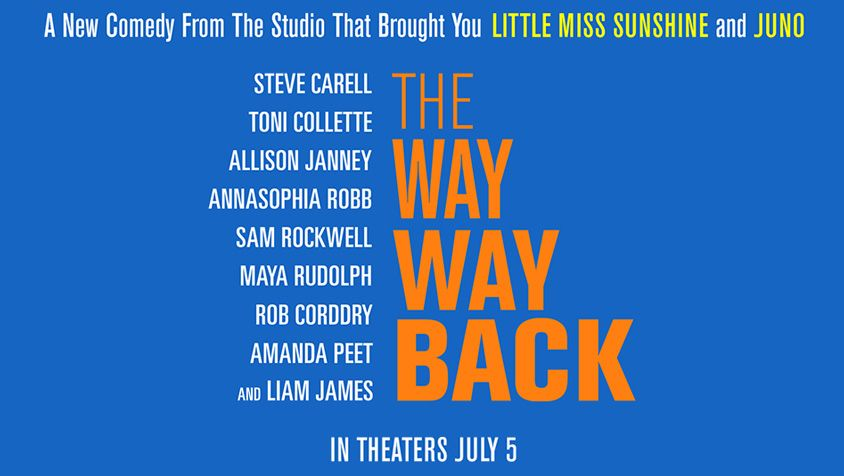 The Way Way Back | Fox Searchlight out July 5