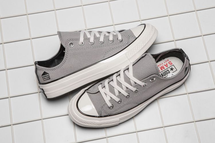 DSMNY x Converse 1970S CDG Grey Chuck Taylor All Star  converse  shoes d2f8b1534