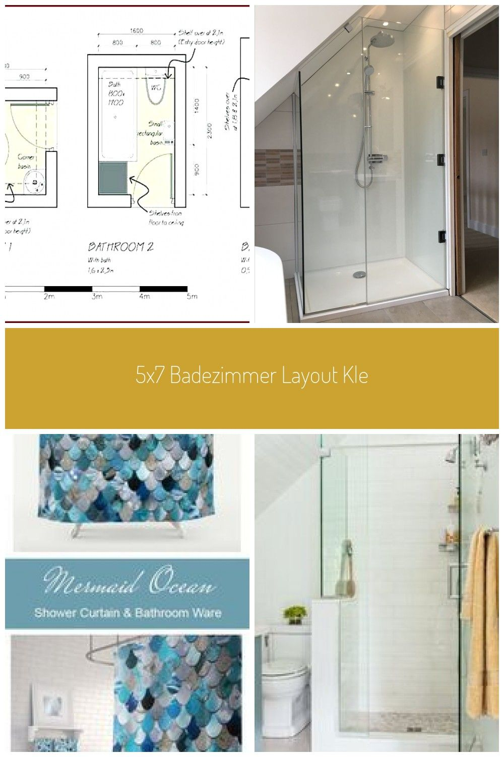 5x7 Badezimmer Layout Kleine Badezimmer Layout Ideen Badezimmer Plane Badezimmer Layout G 5x7 Bade In 2020 Subway Tile Showers Mermaid Shower Curtain Shower Tile