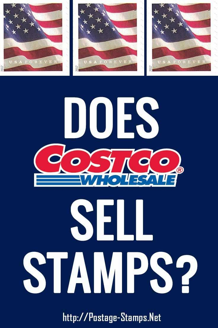 Find A Costco Near You That Sells Us Postage Stamps Get The