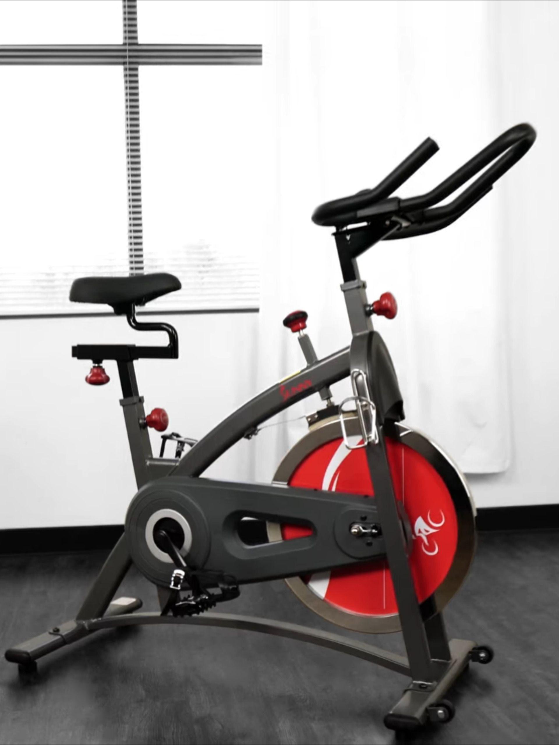 Sunny Health Fitness Sf B1423 Biking Workout Spin Bikes Spin Bike Workouts