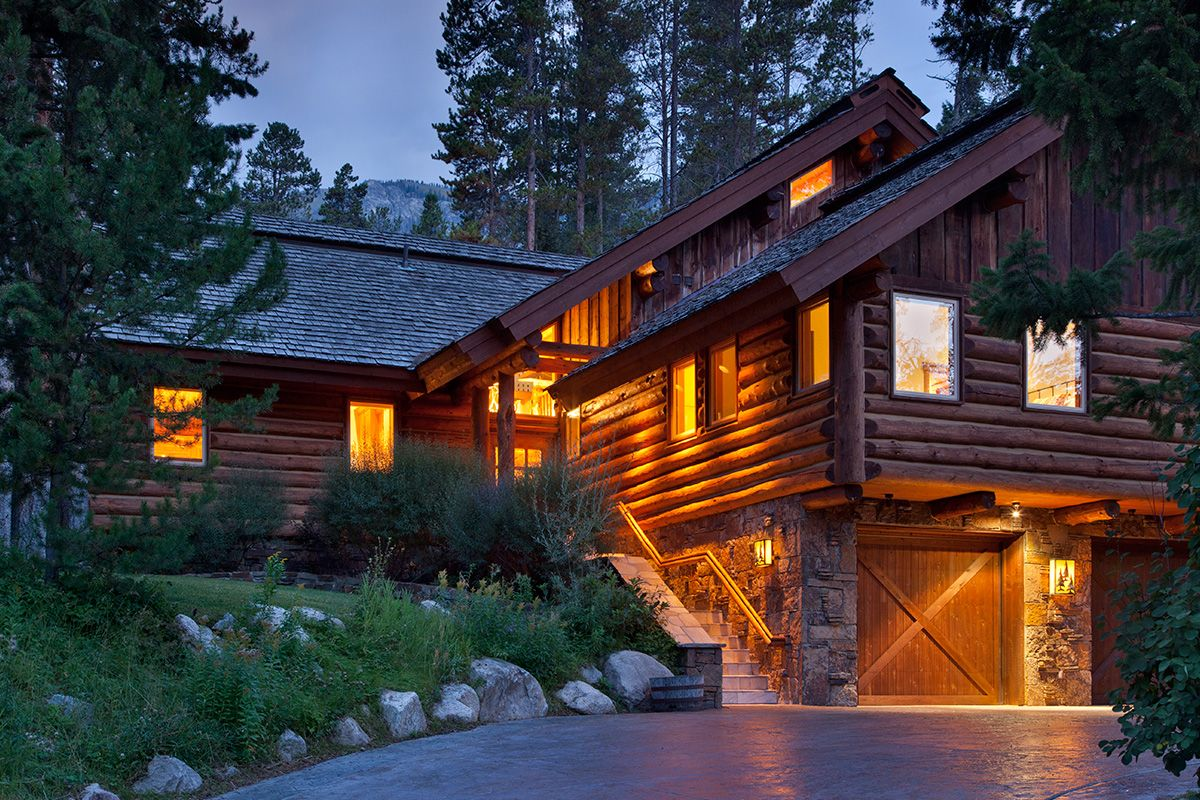 Luxury Vacation Rentals In Jackson Hole, Wyoming (With