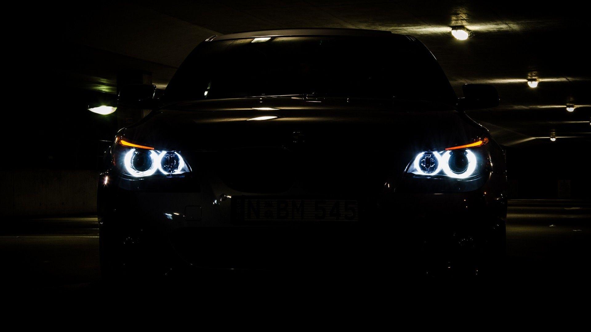 Angel Eyes Bmw Bmw 5 Series Bmw E60 Automobile Wallpaper 2621020