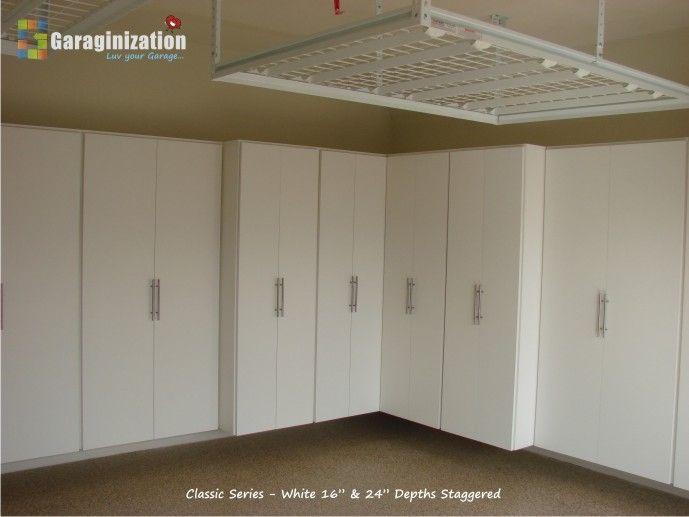 Classic WT 1 Garage Cabinets Dallas
