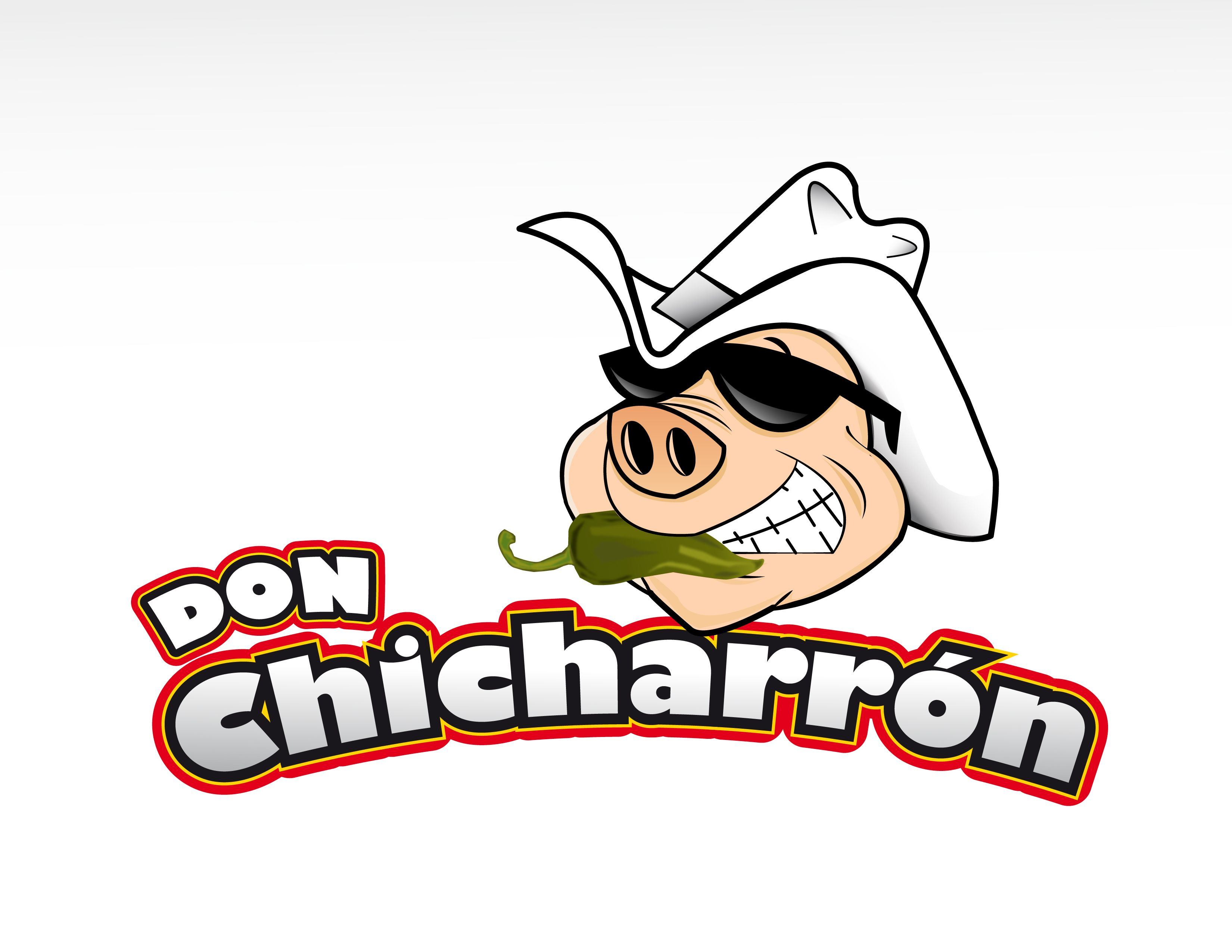 Logo For A Sale Of Food Carnitas And Chicharrones Logotipo Para