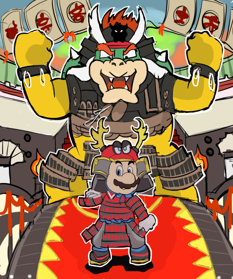 super mario odyssey bowser s kingdom spoiler by alsanya on