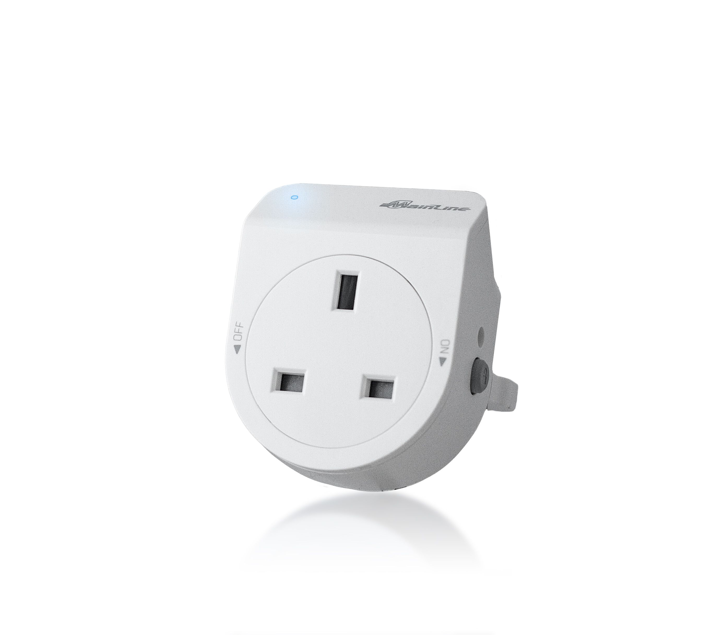 Mainline Power UK Socket White.