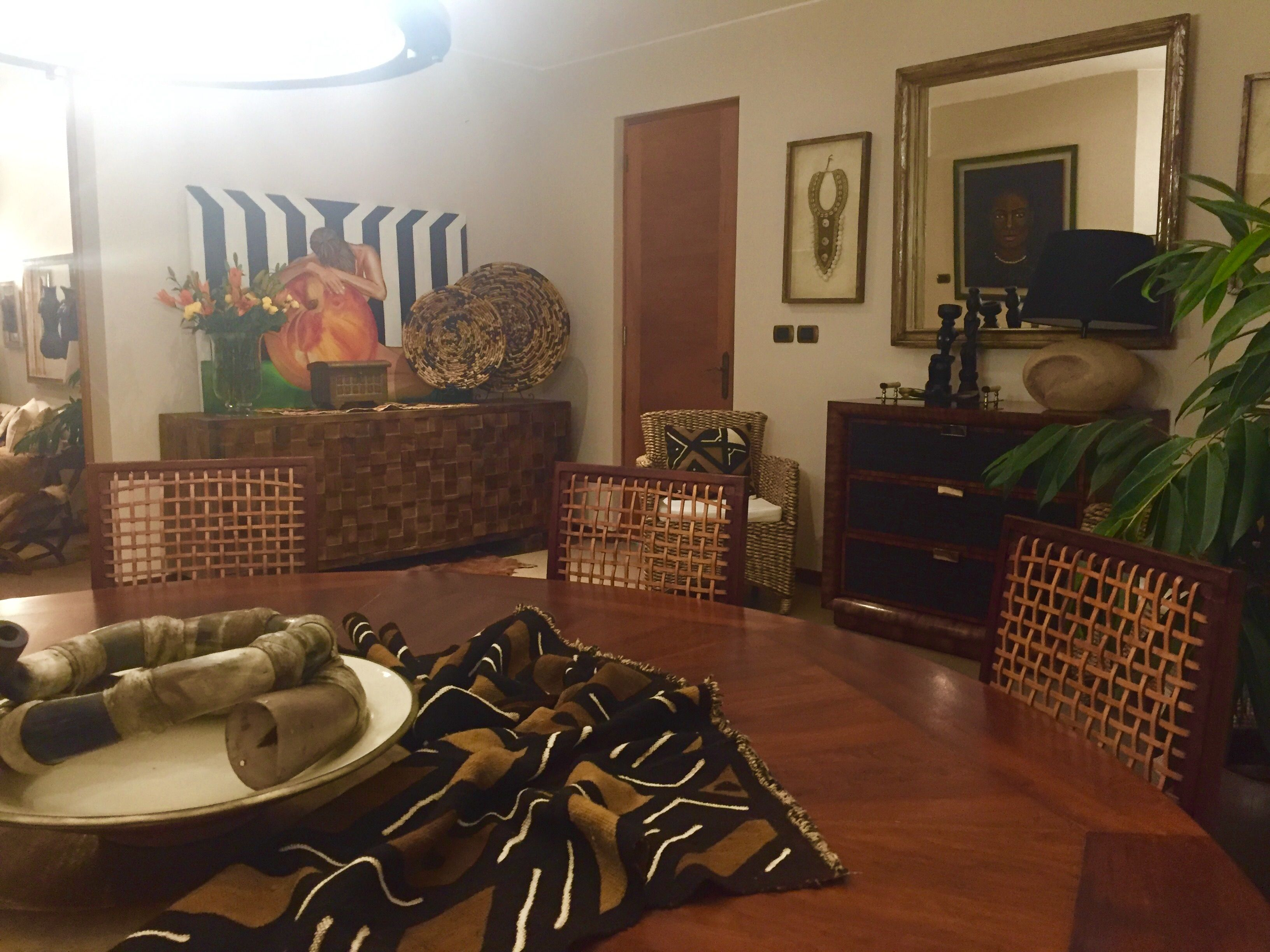 Ethnic Dining Room Casa Yemaya VyP Chile Ideas