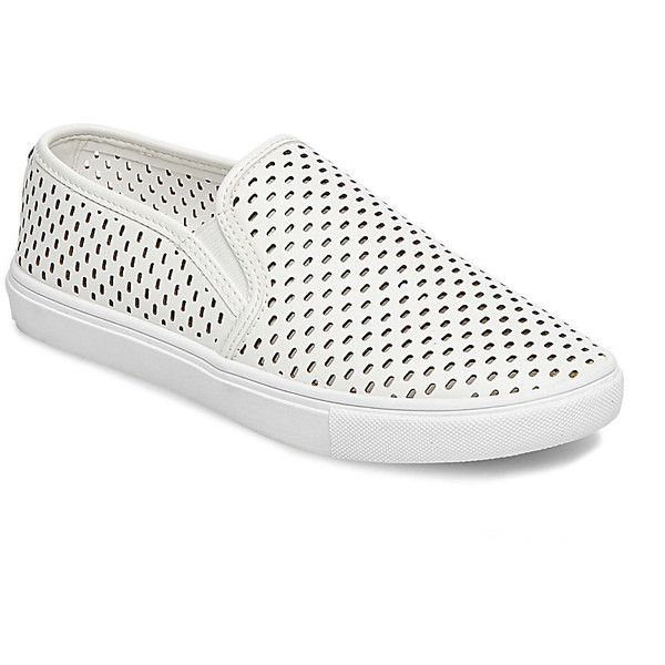 10dd26d175b Steve Madden Elouise Sneakers ($60) ❤ liked on Polyvore featuring ...