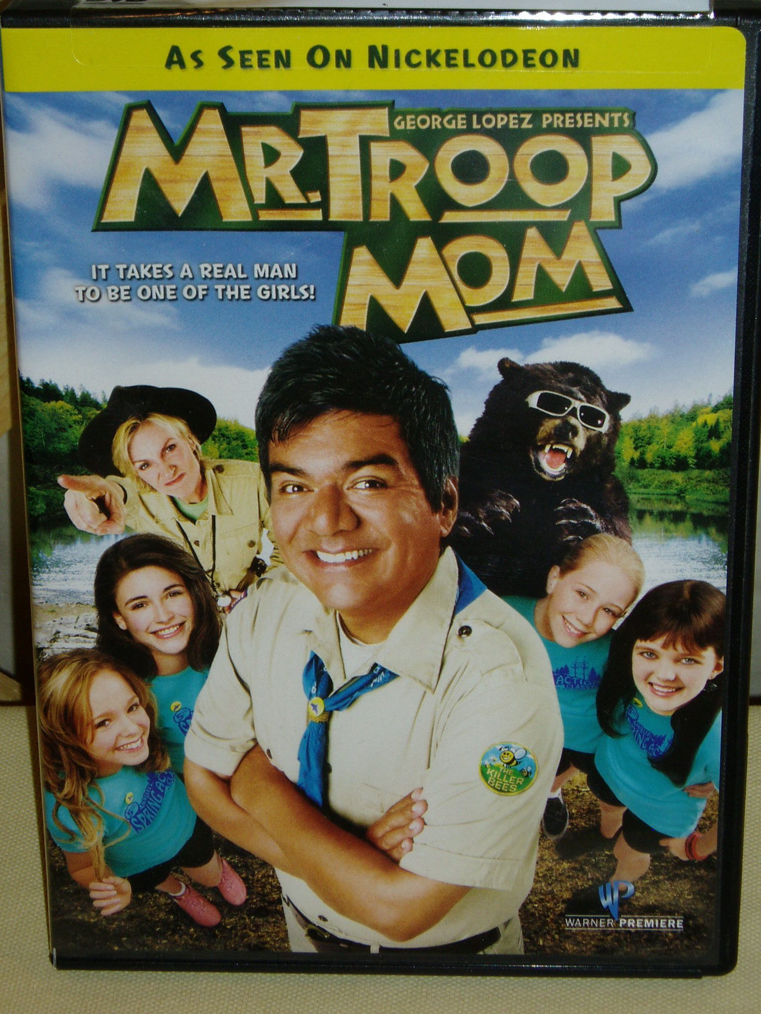 Mr  Troop Mom - DVD | Movies/shows | Family movies, Jane
