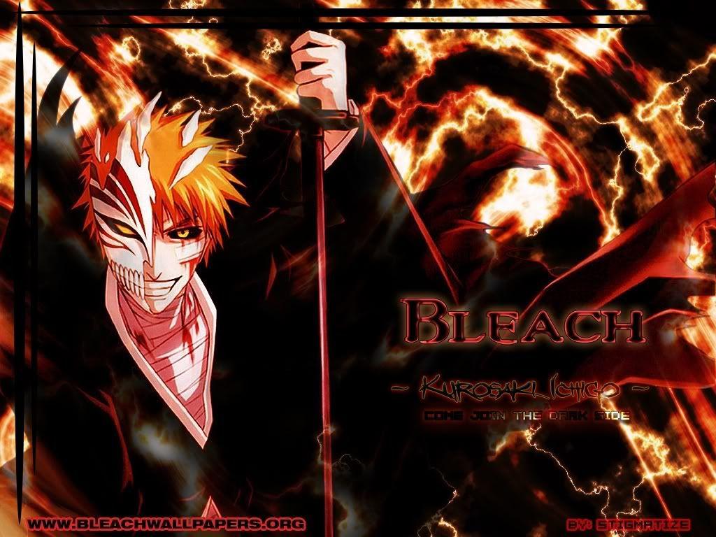 Kumpulan Wallpaper Anime Bleach Stok Wallpaper