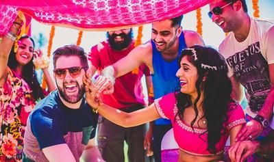 Goa weddings | Aran & Manpreet wedding story | Wed Me Good