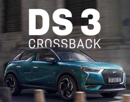 Ds3 Cross Back Car Vehicles