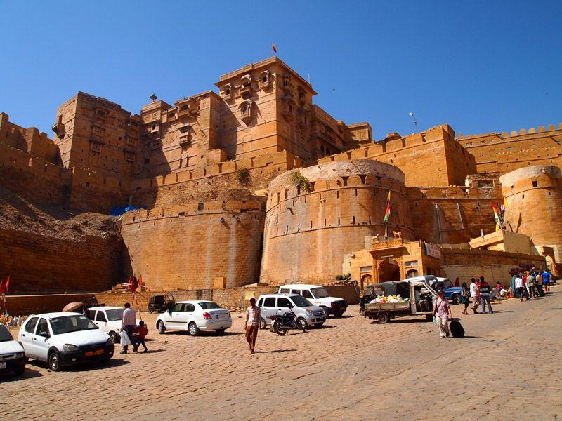 Jaisalmer Tourist Places