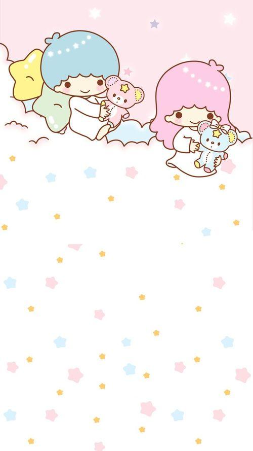 art, baby, background, beautiful, beauty, cartoon, couple, cute art, cute baby, drawing, illustration, kawaii, pastel, pattern, sanrio, stars, wallpapers, we heart it, little twin stars, beautiful art, pastel color, pastel art, beauty art, wallpapers ipho