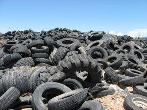 La gestione degli pneumatici fuori uso e degli pneumatici ...