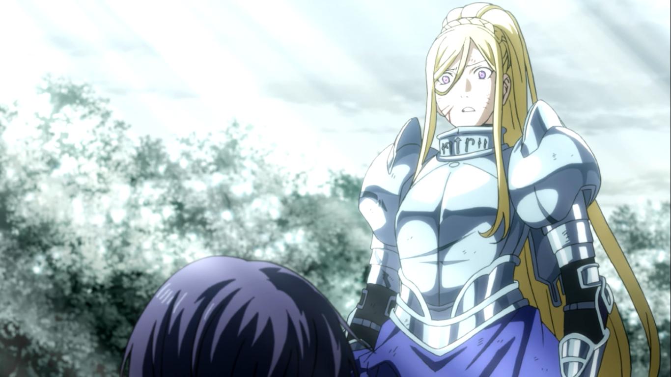 Noragami Aragoto Yato, Bishamon Episode 13