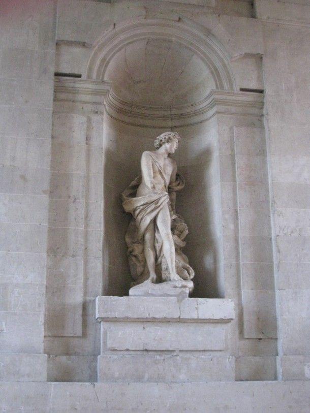 L'aile Gaston d'Orléans. Château de Blois