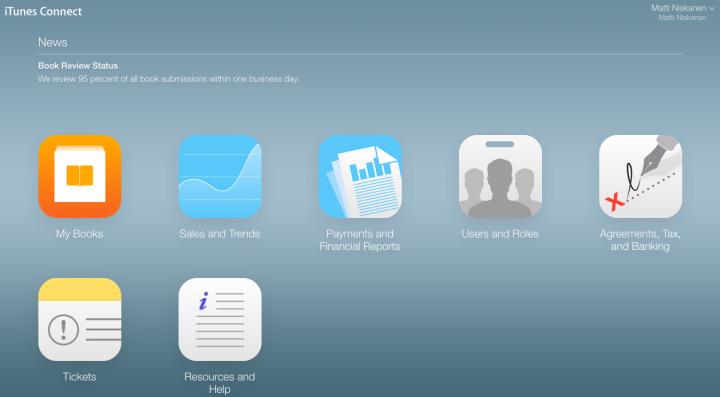 Näin myyt kirjaasi Applen iBooks-kaupassa:  http://www.paperitehdas.fi/nain-myyt-kirjaasi-applen-ibooks-kaupassa/