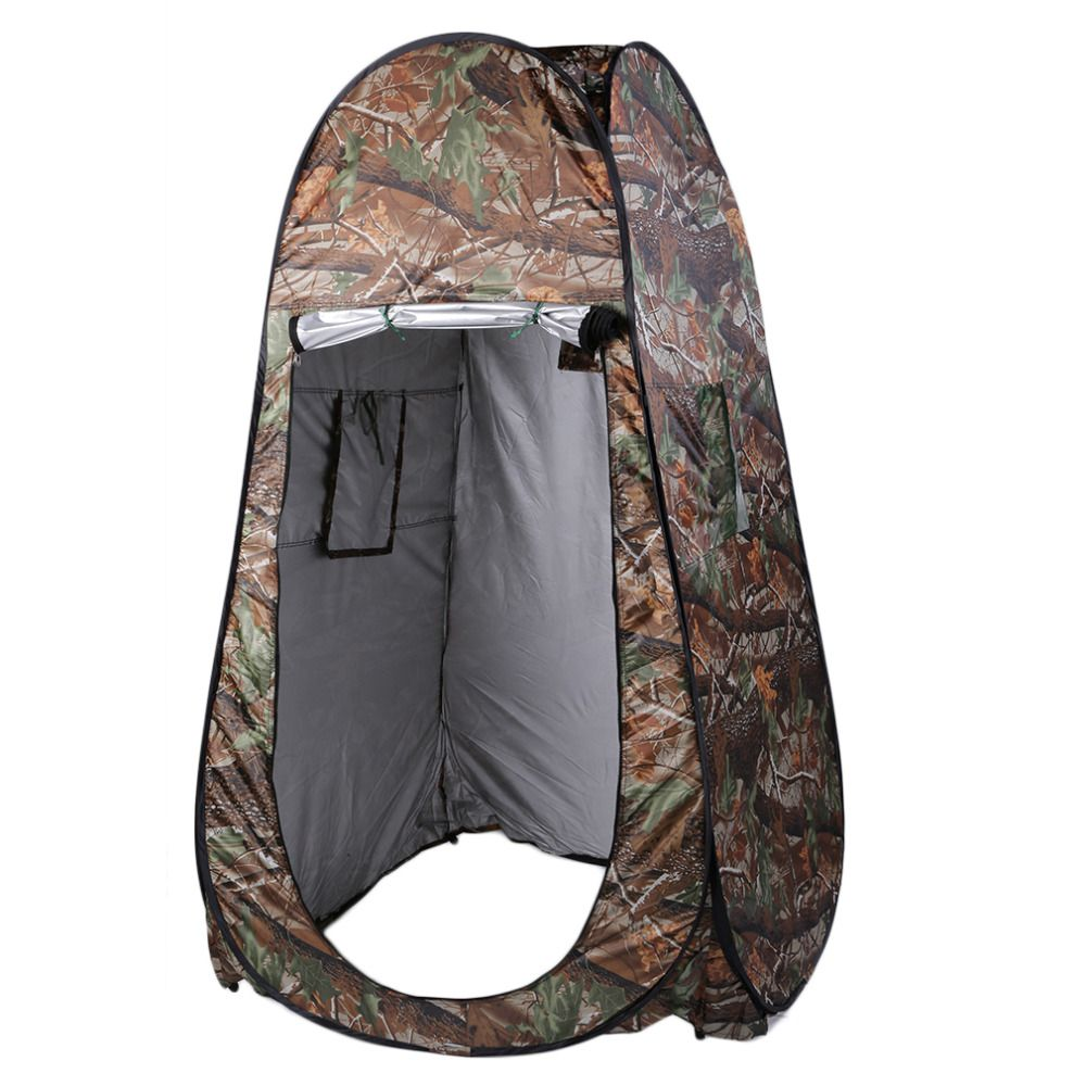 Portable Camouflage Camping Beach Privacy Tents Pop UP Changing ...