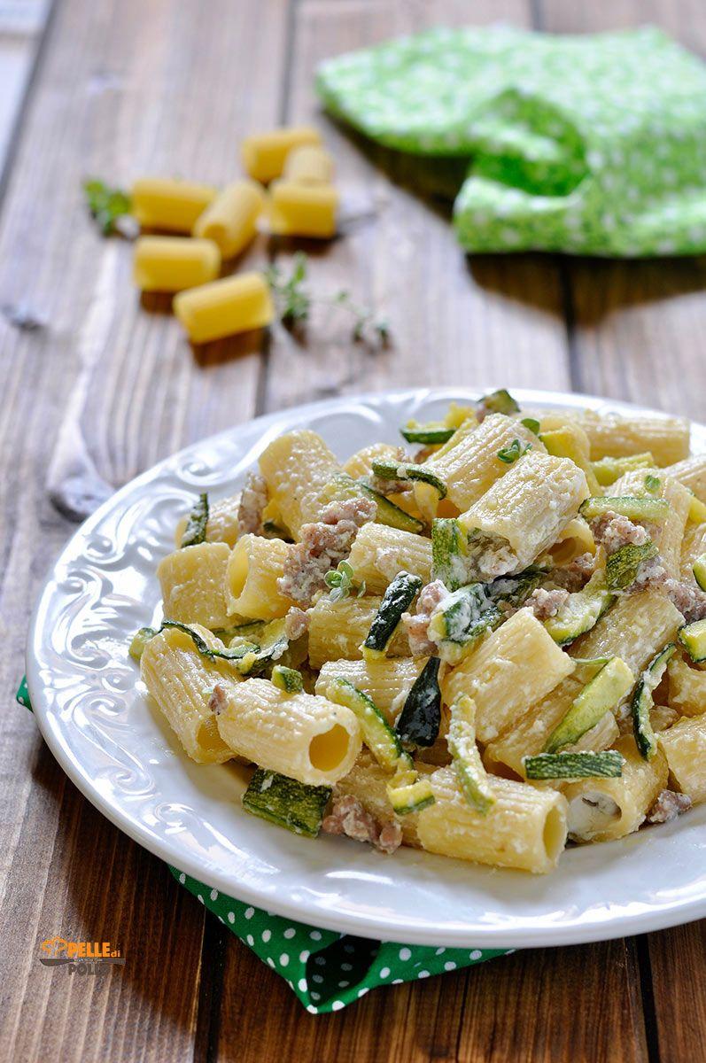 284cb4fcc7526e900036568a91d72ad4 - Pasta Con Zucchine Ricette