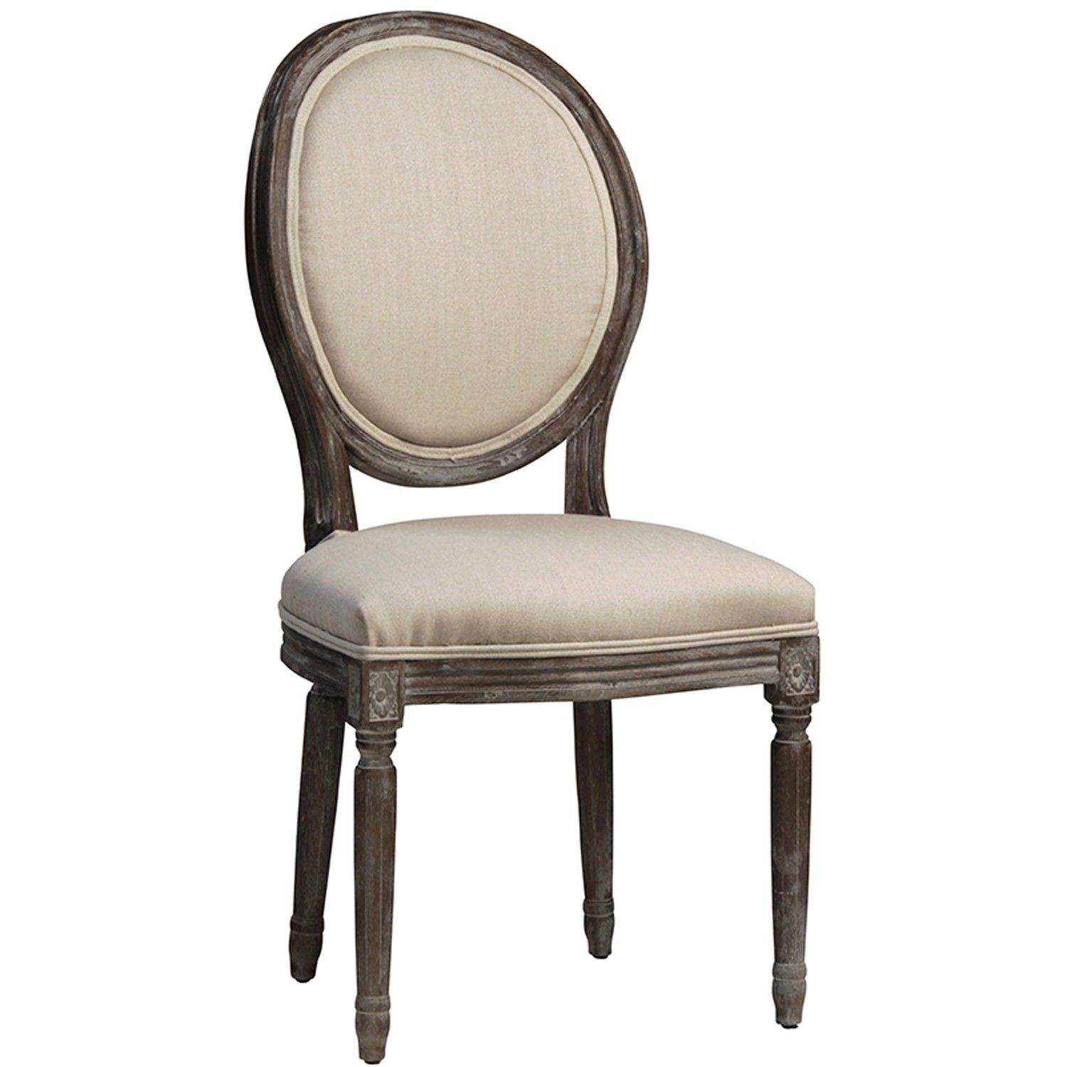 Cassis Dining Chair In Weathered Finish Dining Chairs Chair Dining