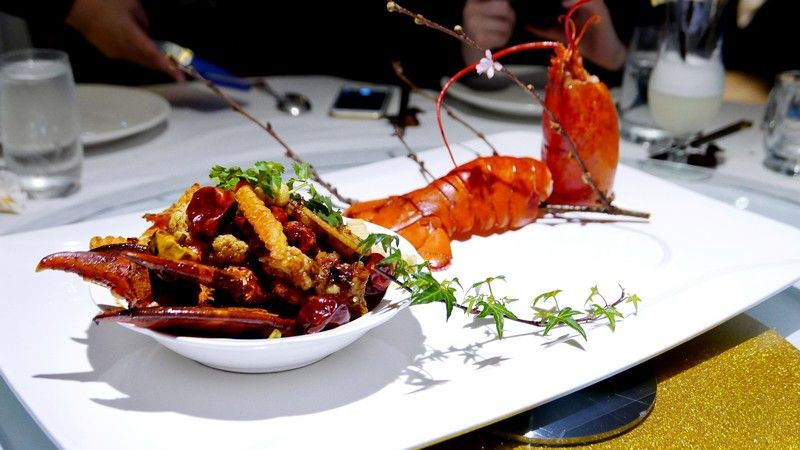 Chang An Vancouver 品味長安 Chinese Fine Dining ẩm Thực