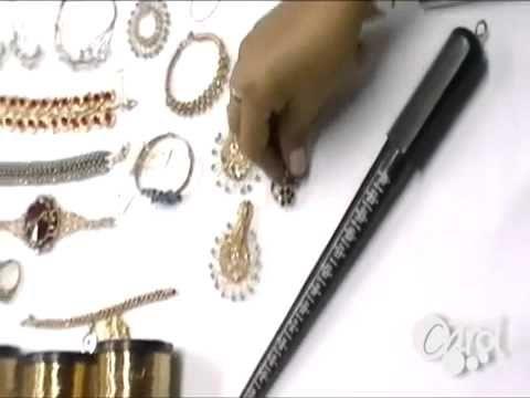 Alambrismo Menejo de Tecnicas parte 3 - YouTube