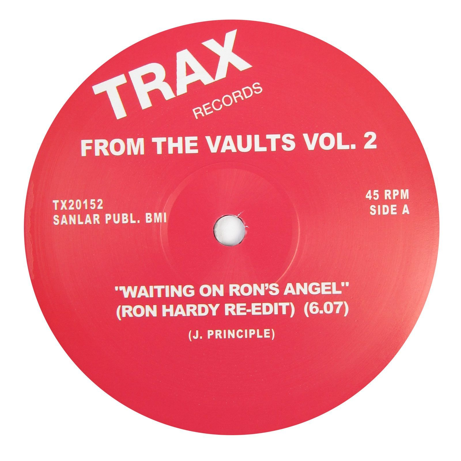 Trax Records: From The Vaults Vol.2 (Frankie Knuckles