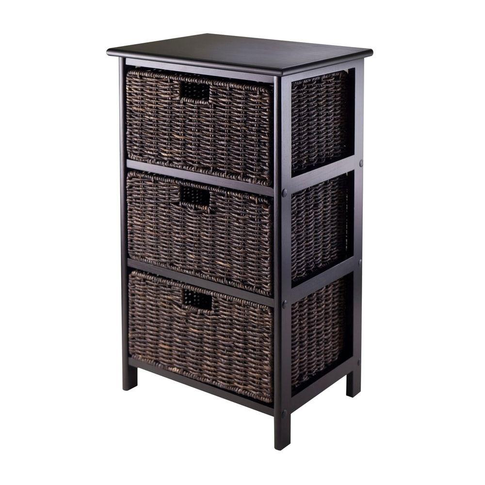 Omaha Storage Rack With 3 Foldable