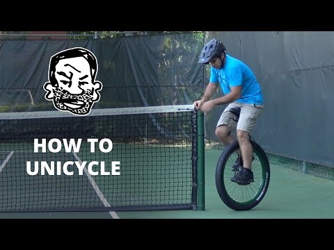 How To Ride A Unicycle 10 Tips Youtube In 2020 Unicycle Best Core Workouts Riding