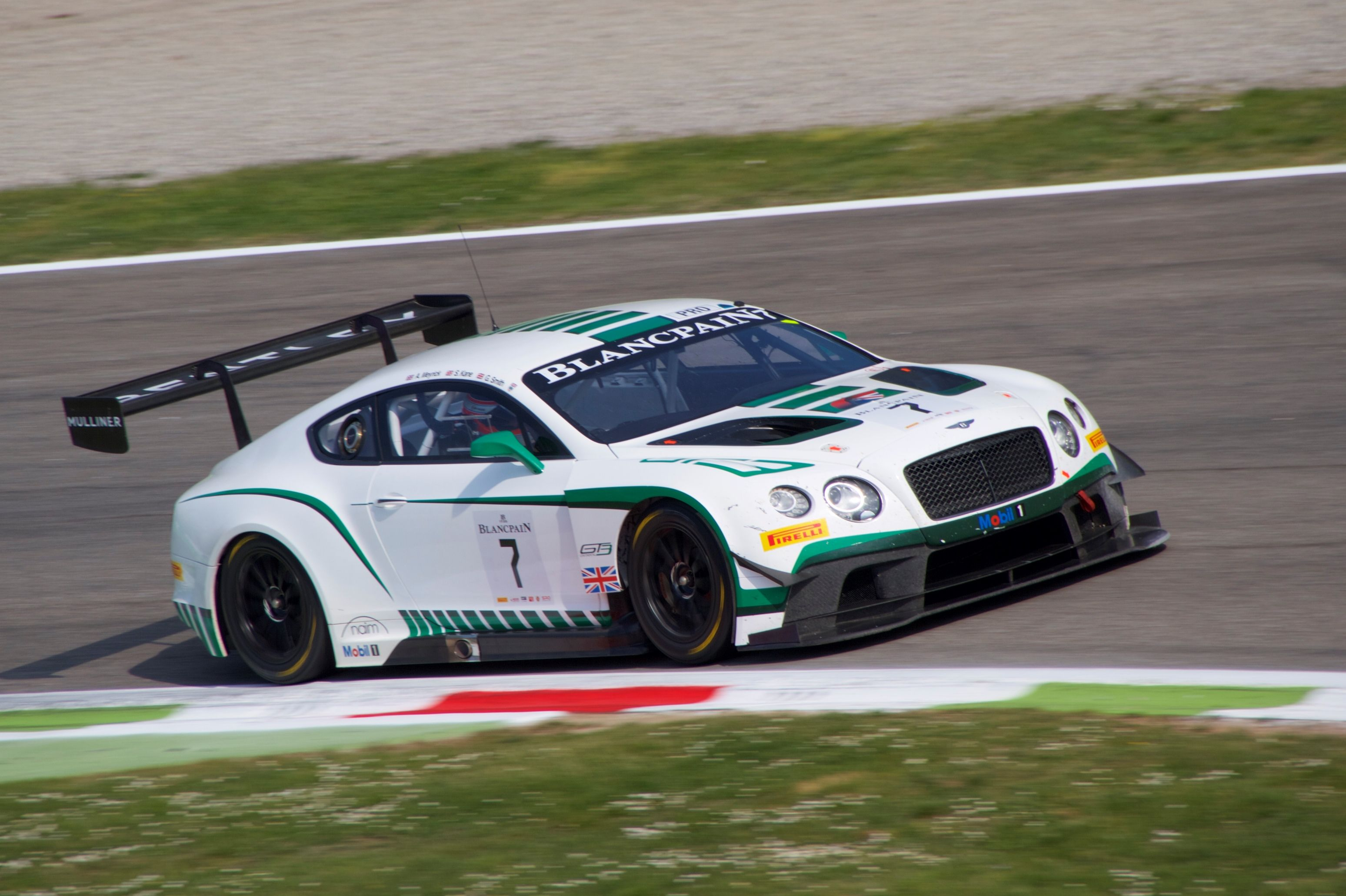 Mobil 1 expands Technology Partnership with Bentley Motorsport from the road to the track - http://www.motrface.com/mobil-1-expands-technology-partnership-with-bentley-motorsport-from-the-road-to-the-track/