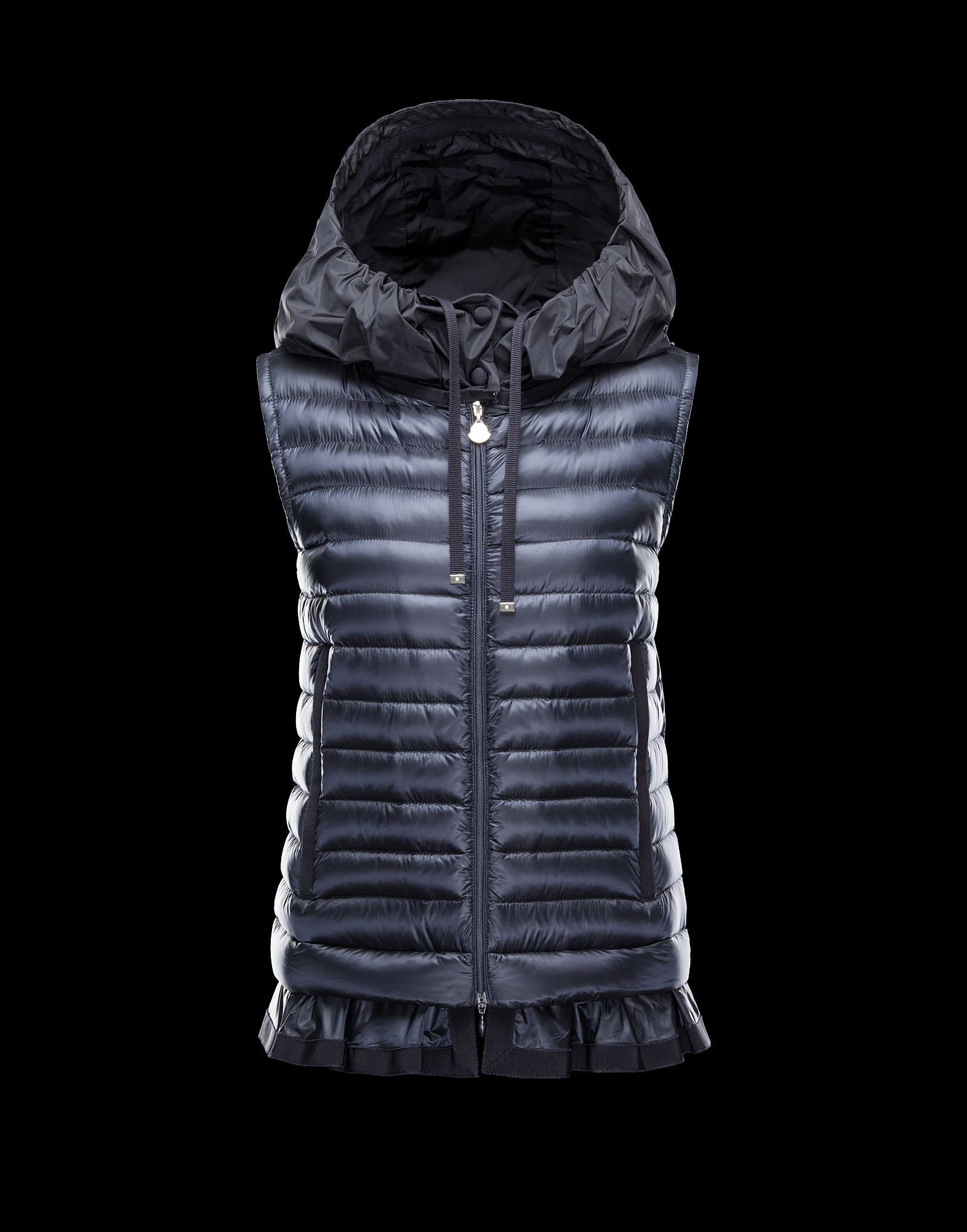 8a6637bfc Waistcoat Women Moncler - Original products on store.moncler.com ...