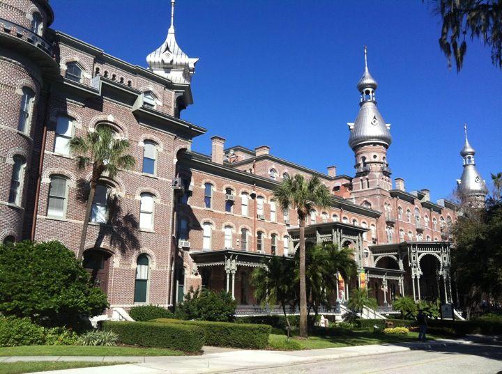 University Of Tampa University Of Tampa Tampa Tampa Bay Hotels