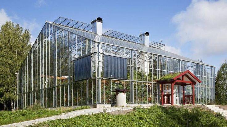Rond Huis Bouwen : Waarom je een serre rond je huis moet bouwen architectuur