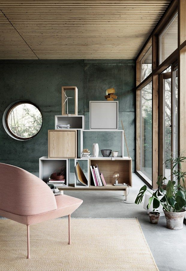 New designs from muuto these four walls blog interior design wall living also pinterest rh