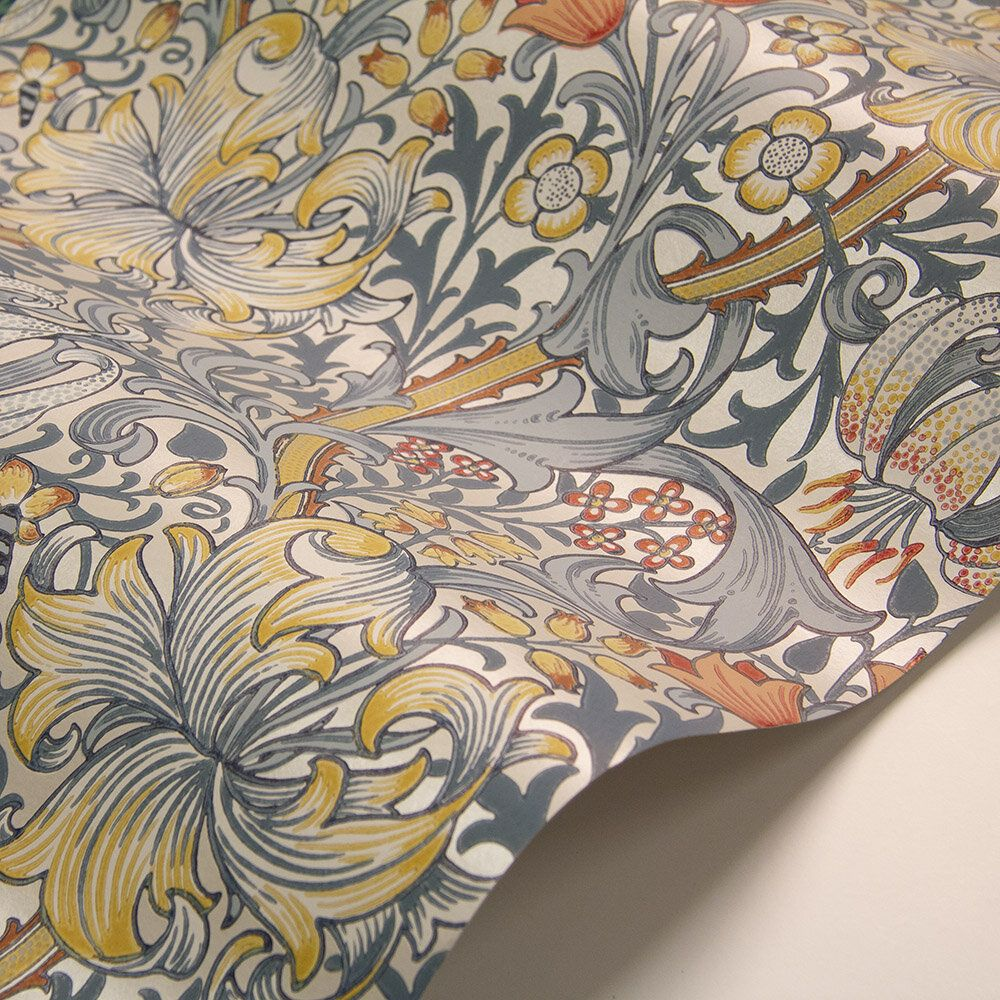 Golden Lily by Morris Silver / Mist Wallpaper 216717
