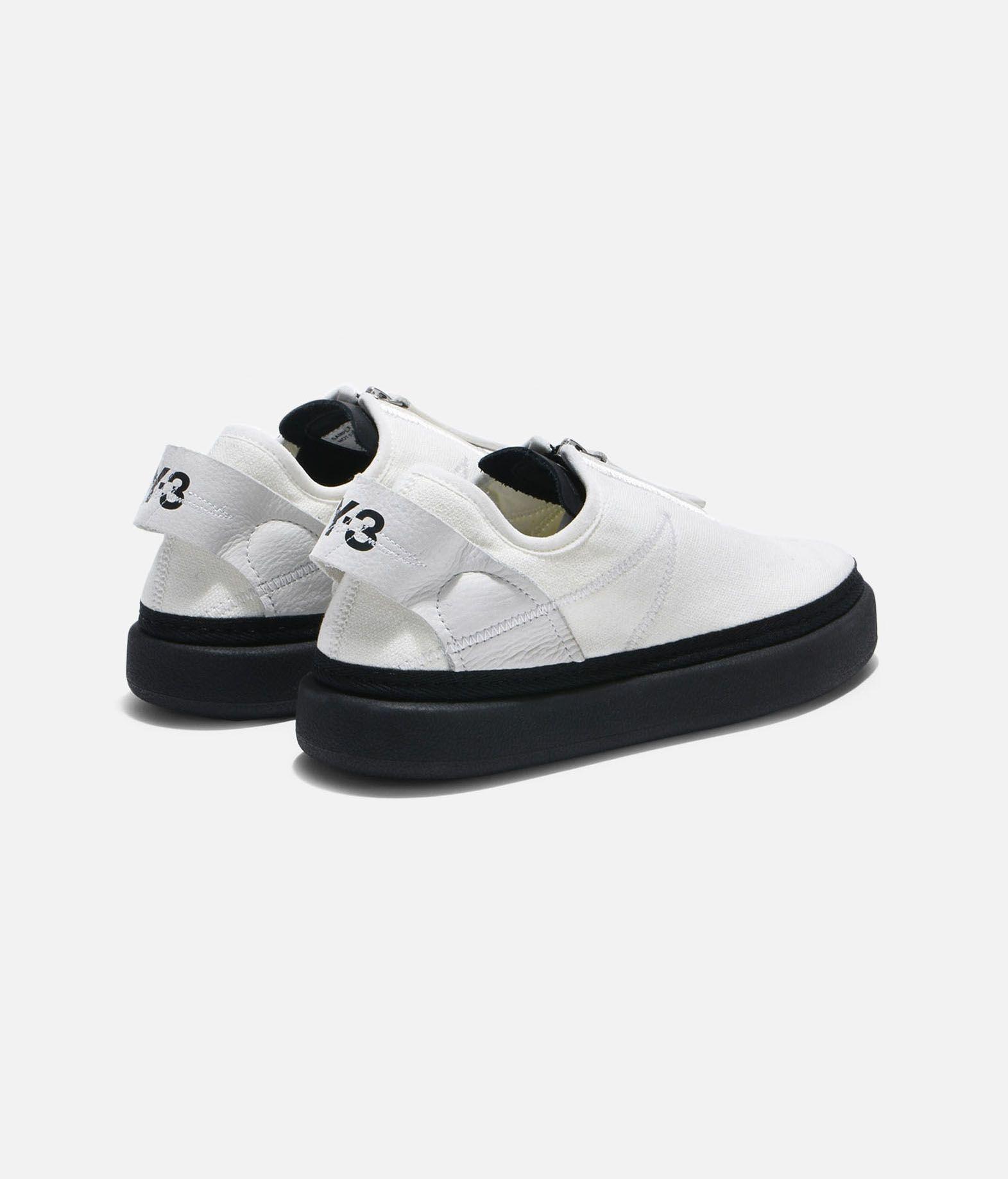 d855a9e376ef7 Y-3 Y-3 Comfort Zip Sneakers Woman c