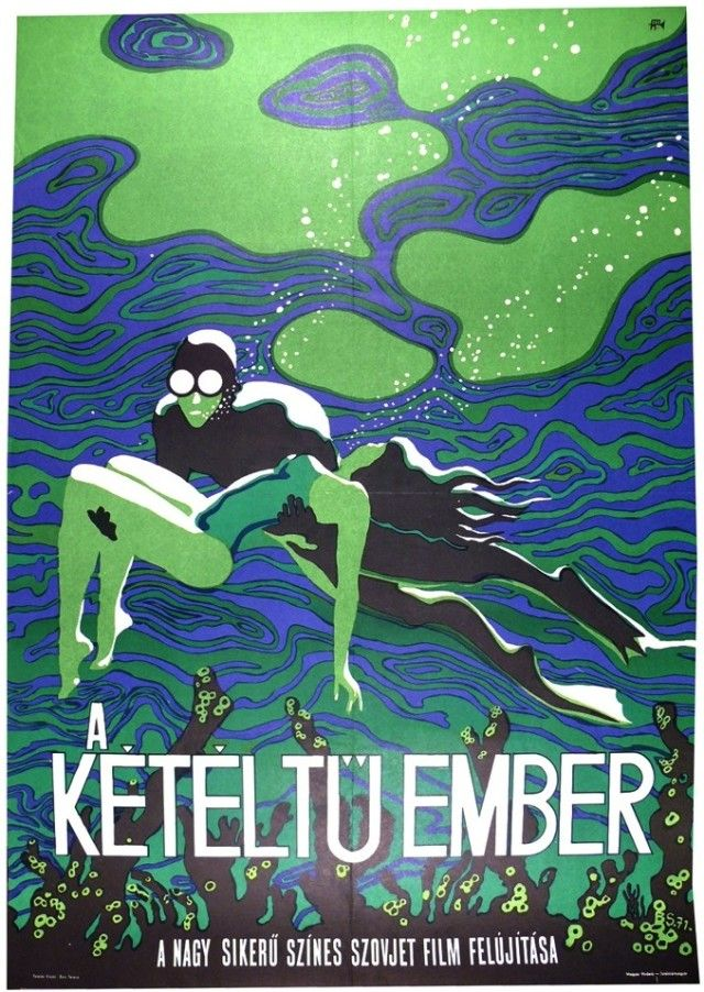 The Mind Blowing Hungarian Posters For All Your Favorite Movies